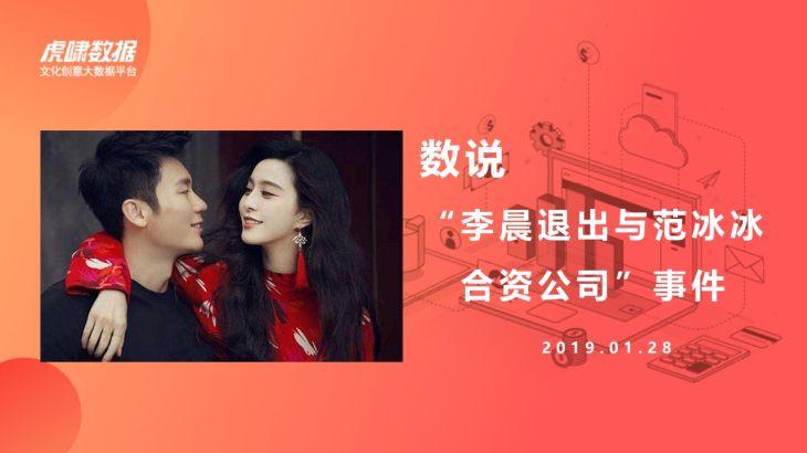 数说-#李晨退出与范冰冰合资公司#事件